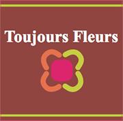 Logo TOUJOURS FLEURS